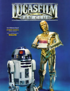 The Lucasfilm Fan Club Magazine #1 (Oktober 1987)