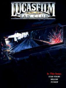 The Lucasfilm Fan Club Magazine #2 (Januar 1988)
