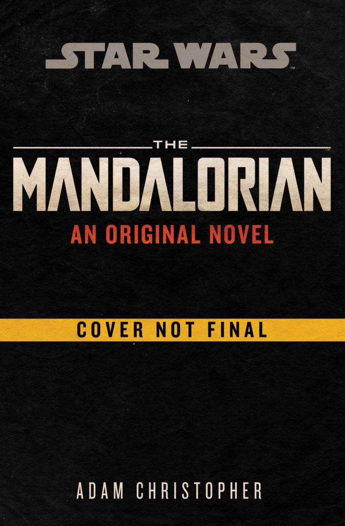 The Mandalorian: An Original Novel (01.12.2020)