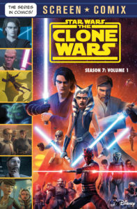 Screen Comix: The Clone Wars: Season 7 (08.12.2020)