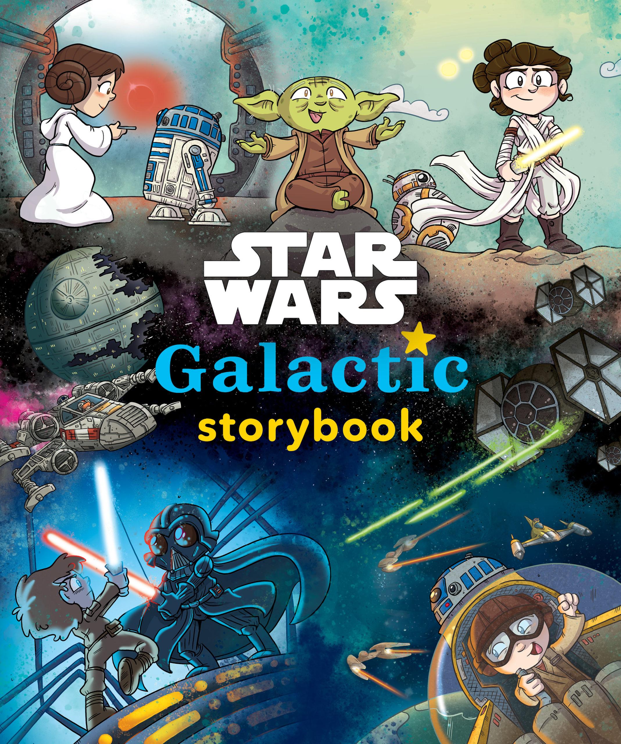 Galactic Storybook (05.01.2021)