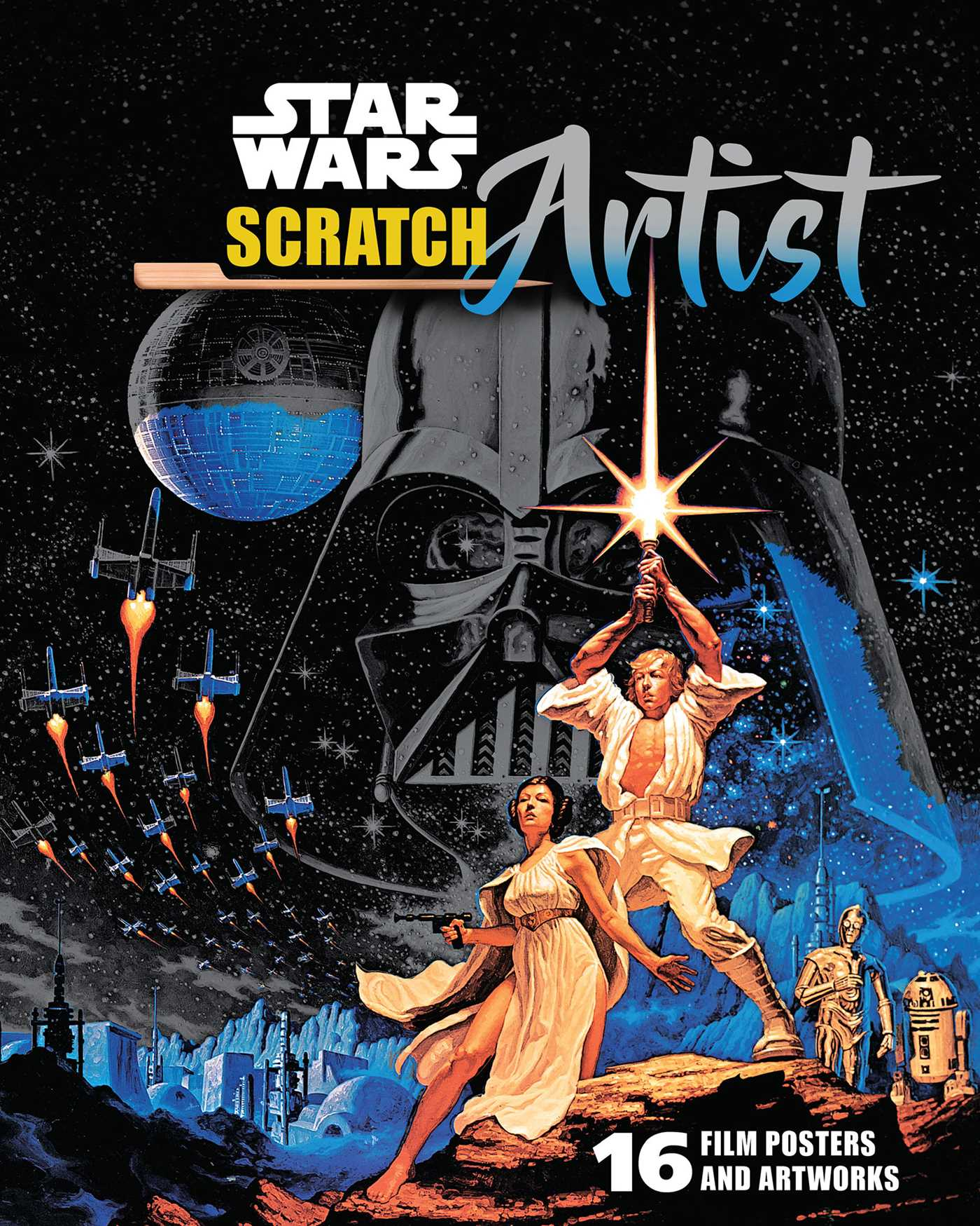 Star Wars: Scratch Artist (20.04.2021)