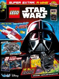 LEGO Star Wars Magazin #60 (23.05.2020)