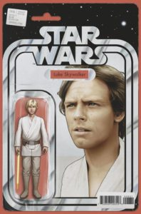 "Star Wars #6 (""Luke Skywalker"" Action Figure Variant Cover) (09.09.2020)"