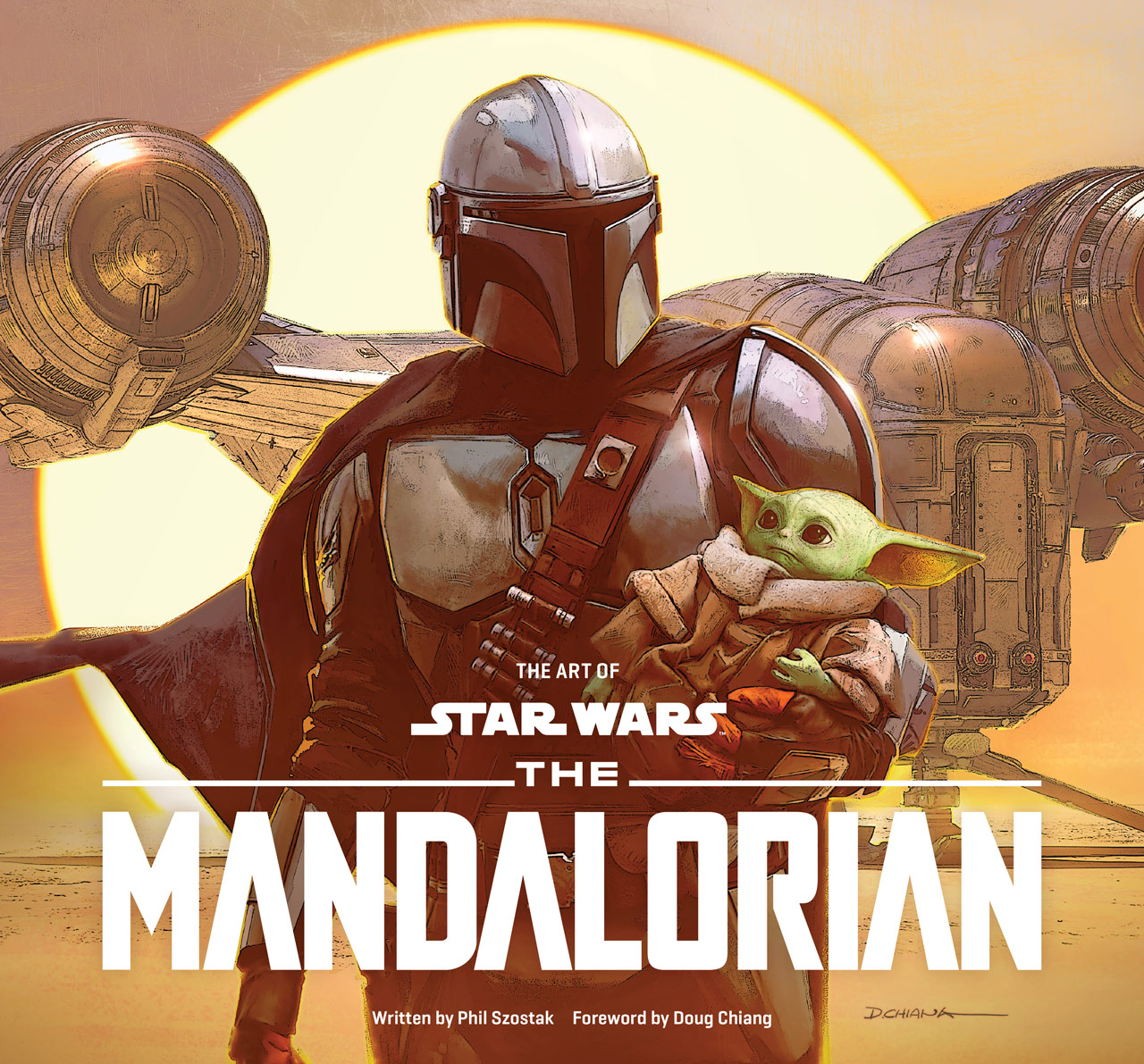 The Art of Star Wars: The Mandalorian (15.12.2020)