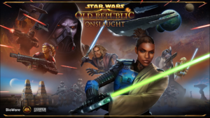 The Old Republic: Onslaught (Wookieepedia)
