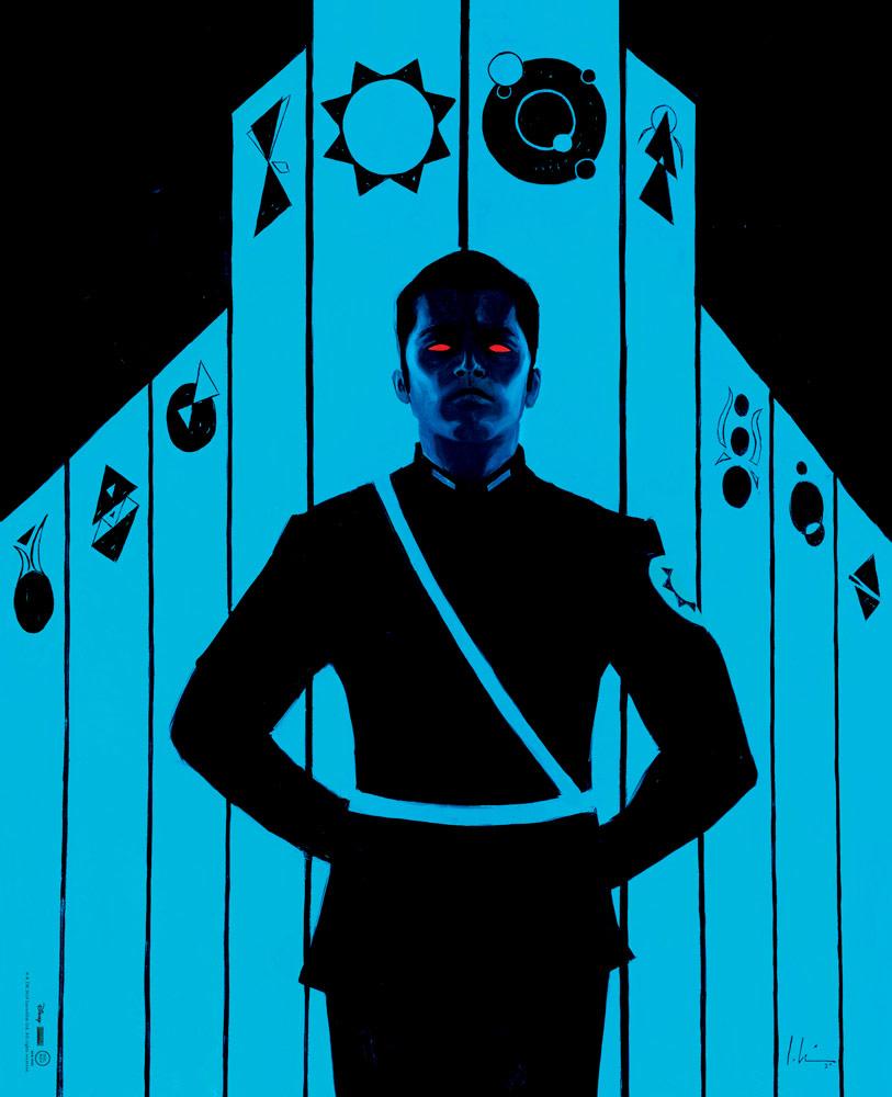 Chaos Rising - Thrawn-Poster für B&N von Jeremy Wilson