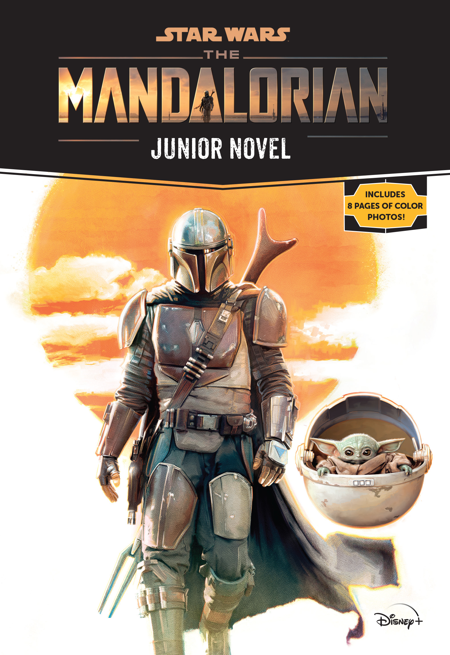The Mandalorian Junior Novel (05.01.2021)