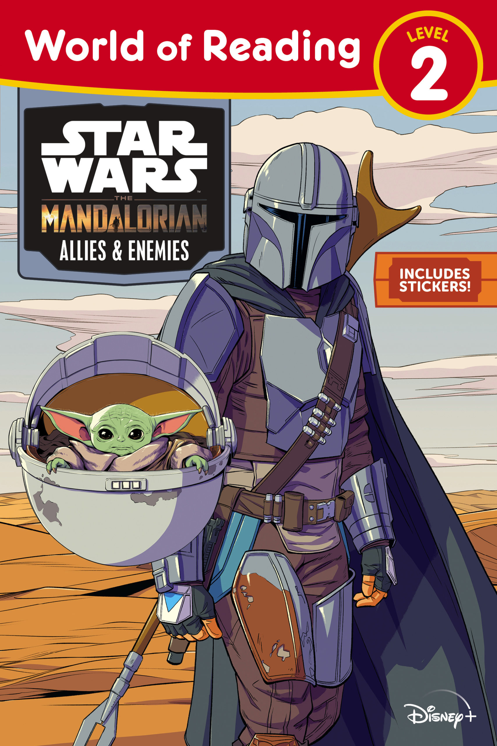The Mandalorian: Allies & Enemies (World of Reading Level 2) (01.12.2020)