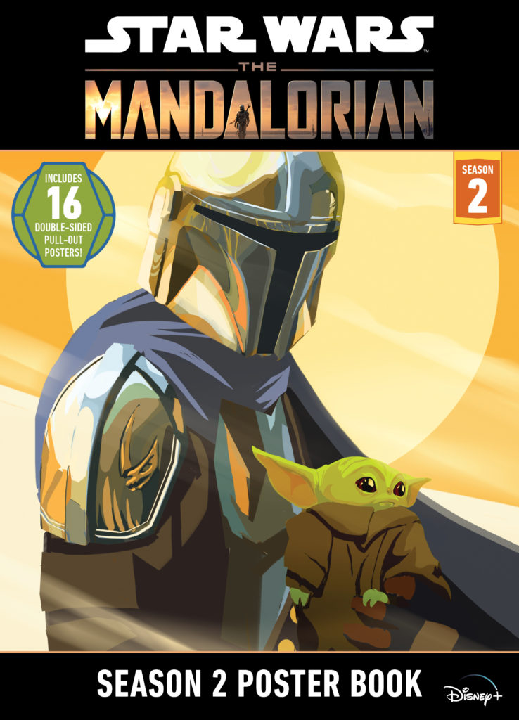 The Mandalorian Season 2 Poster Book (03.11.2020)