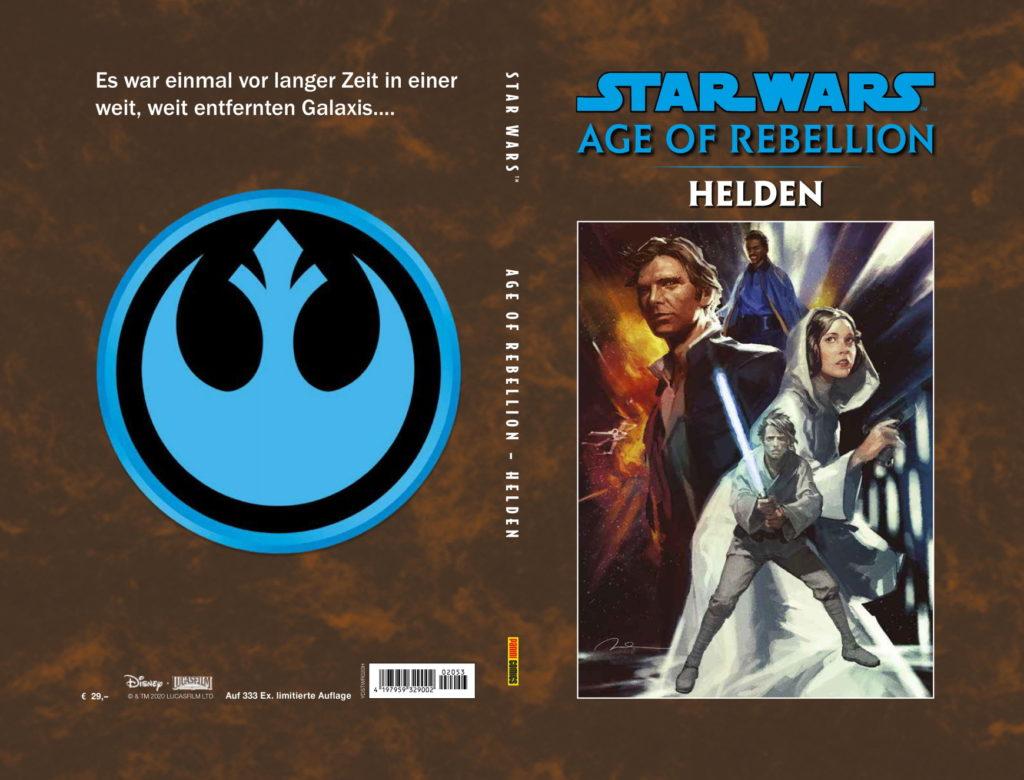 Age of Rebellion: Helden (Limitiertes Hardcover) (22.09.2020)