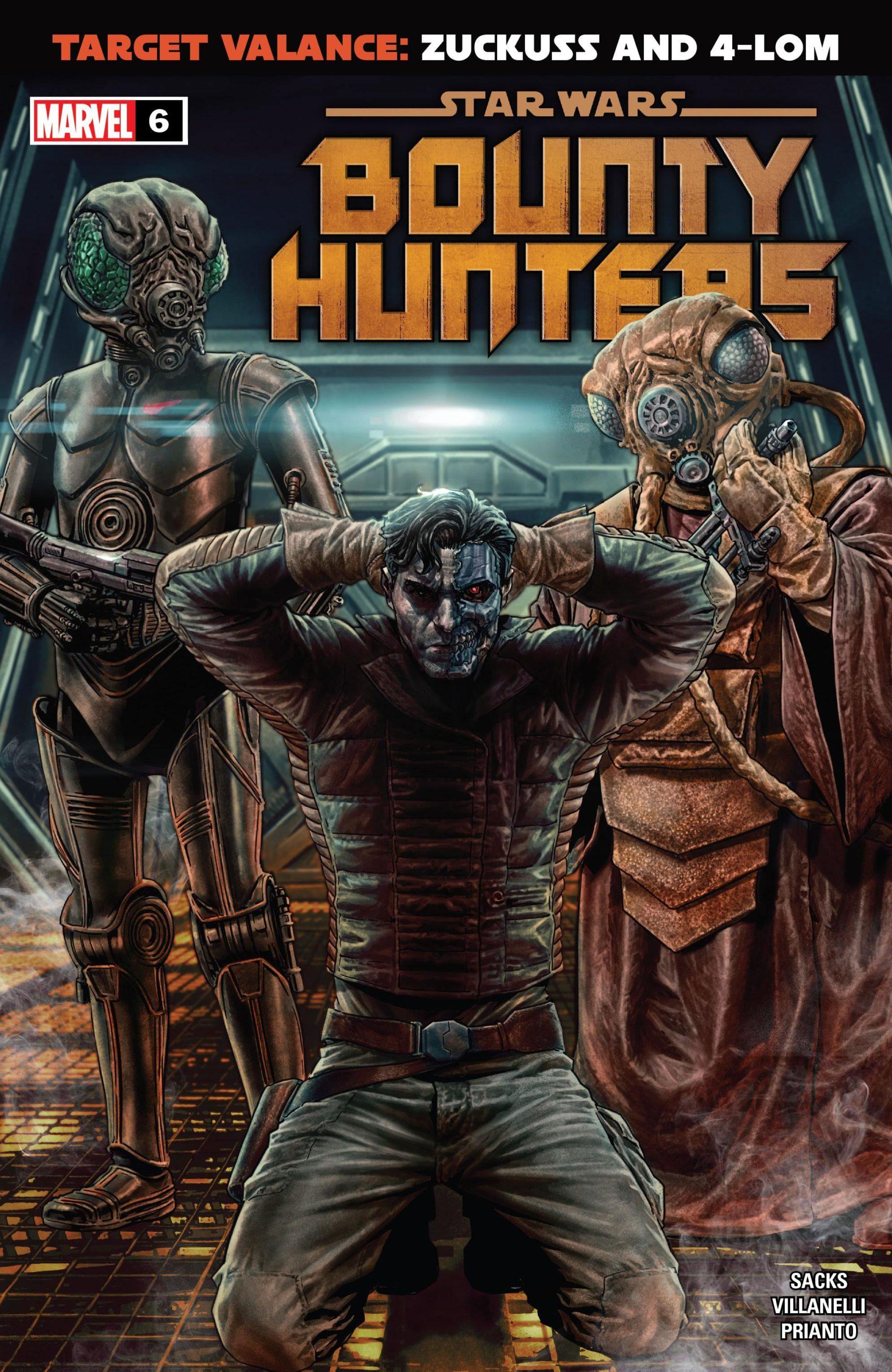 Bounty Hunters #6 (21.10.2020)