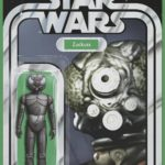 """Bounty Hunters #6 (""""Zuckuss"""" Action Figure Variant Cover) (21.10.2020)"""