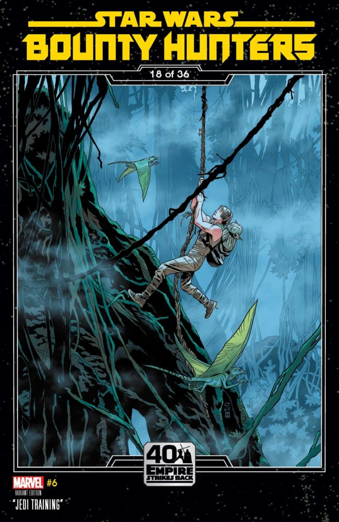 Bounty Hunters #6 (Chris Sprouse The Empire Strikes Back Variant Cover) (21.10.2020)