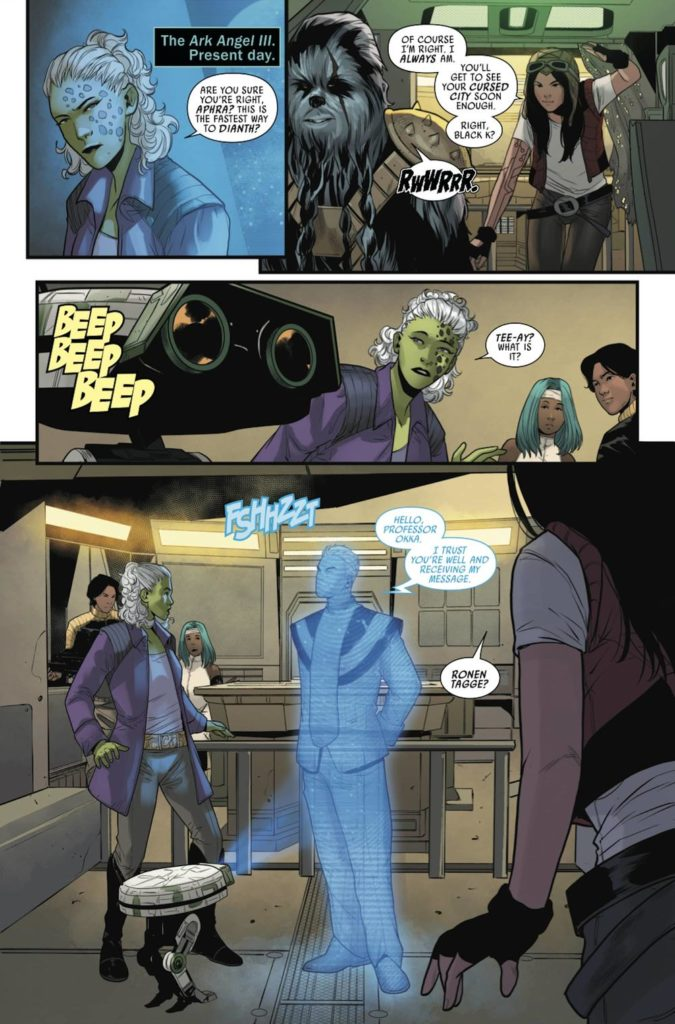 Doctor Aphra #2 - Seite 1