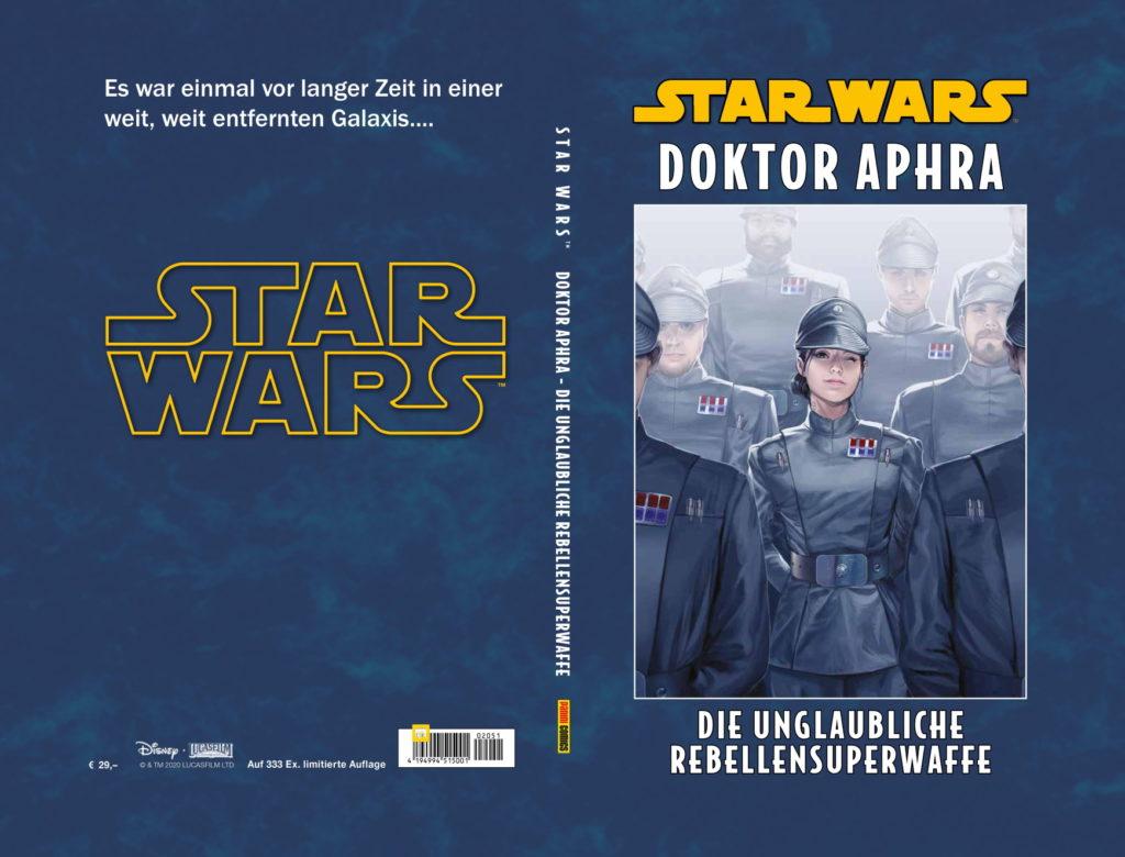 Doctor Aphra VI: Die unglaubliche Rebellensuperwaffe (Limitiertes Hardcover) (25.08.2020)