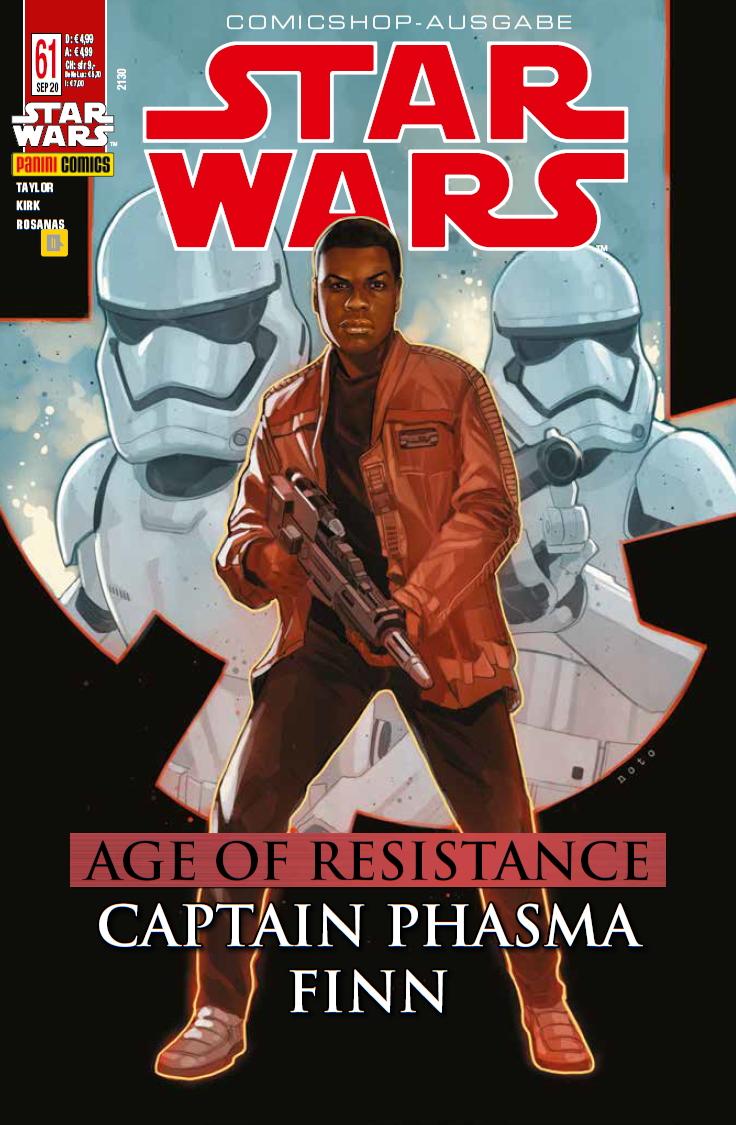 Star Wars #61 (Comicshop-Ausgabe) (19.08.2020)
