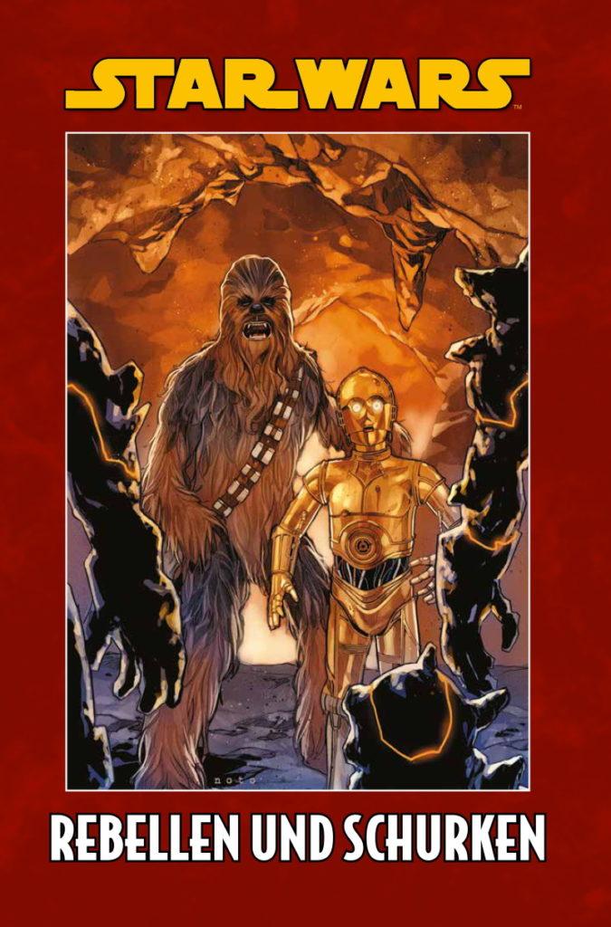 Star Wars, Band 12: Rebellen und Schurken (Limitierte Ausgabe) (22.09.2020)