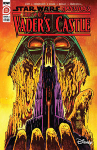 Shadow of Vader's Castle (Cover A by Francesco Francavilla) (14.10.2020)