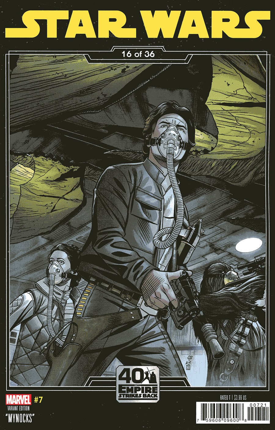 Star Wars #7 (Chris Sprouse The Empire Strikes Back Variant Cover) (07.10.2020)