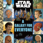 A Galaxy for Everyone - A Little Golden Book (05.01.2021)