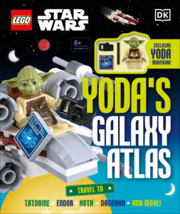 LEGO Star Wars: Yoda's Galaxy Atlas (13.04.2021)