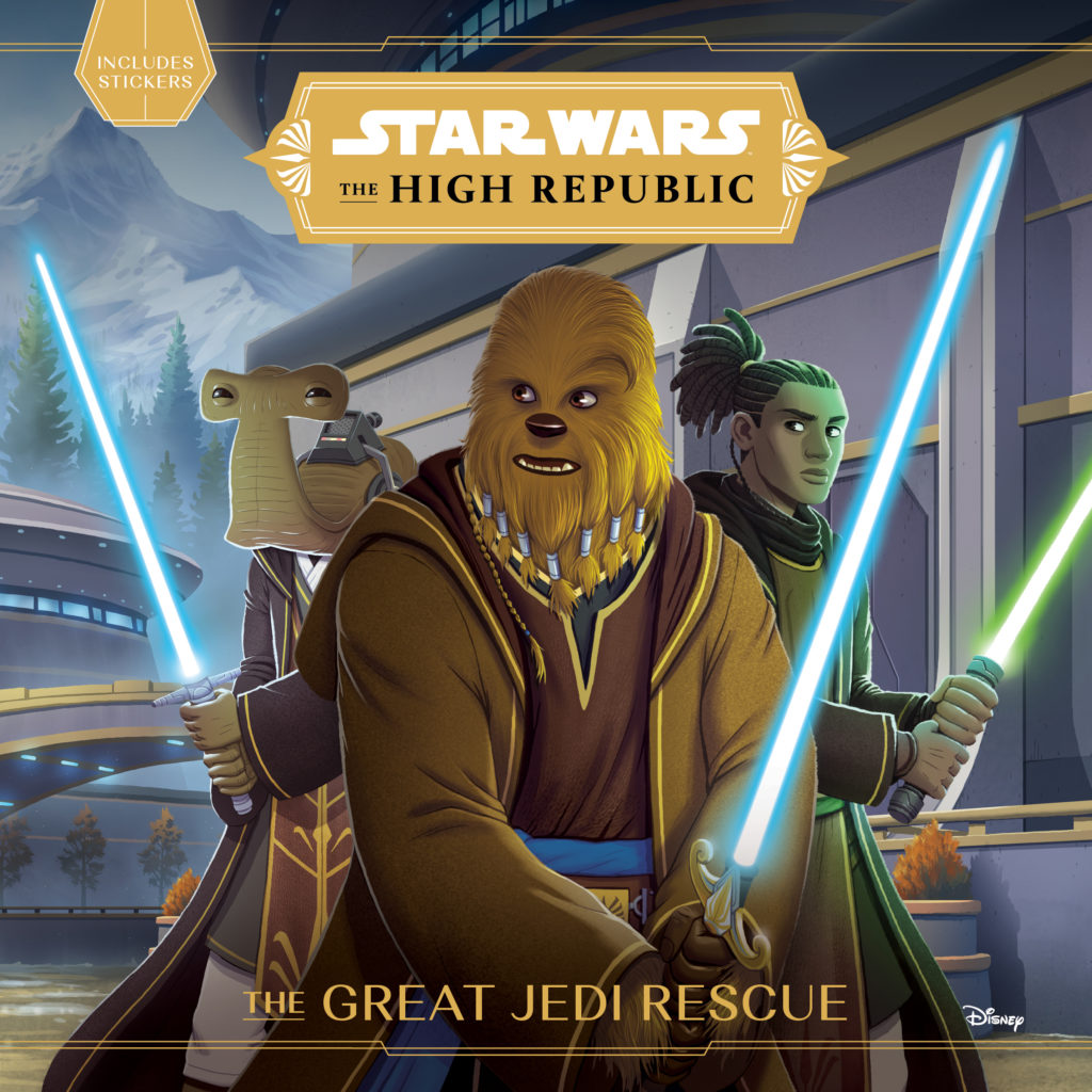 The High Republic: The Great Jedi Rescue (05.01.2021)