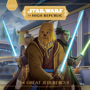 The High Republic: The Great Jedi Rescue (05.01.2021)