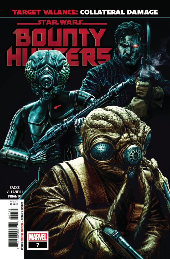 Bounty Hunters #7 (18.11.2020)