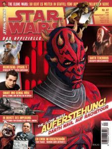 Offizielles Star Wars Magazin #67 (02.10.2012)
