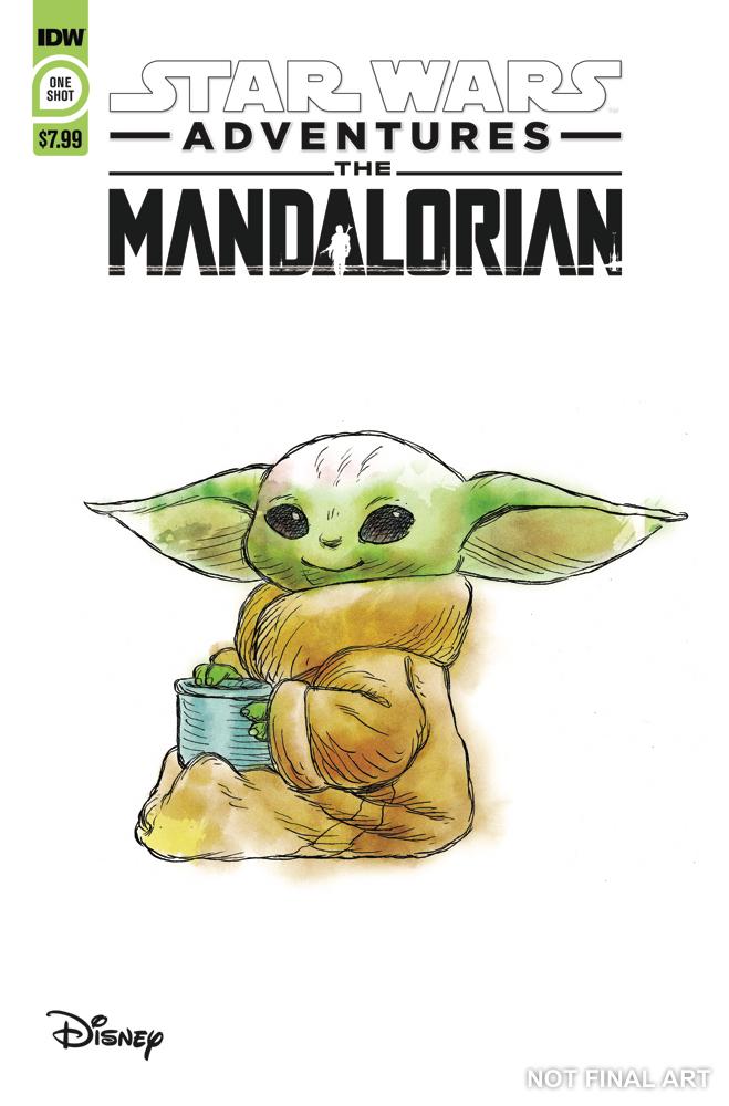 Star Wars Adventures: The Mandalorian