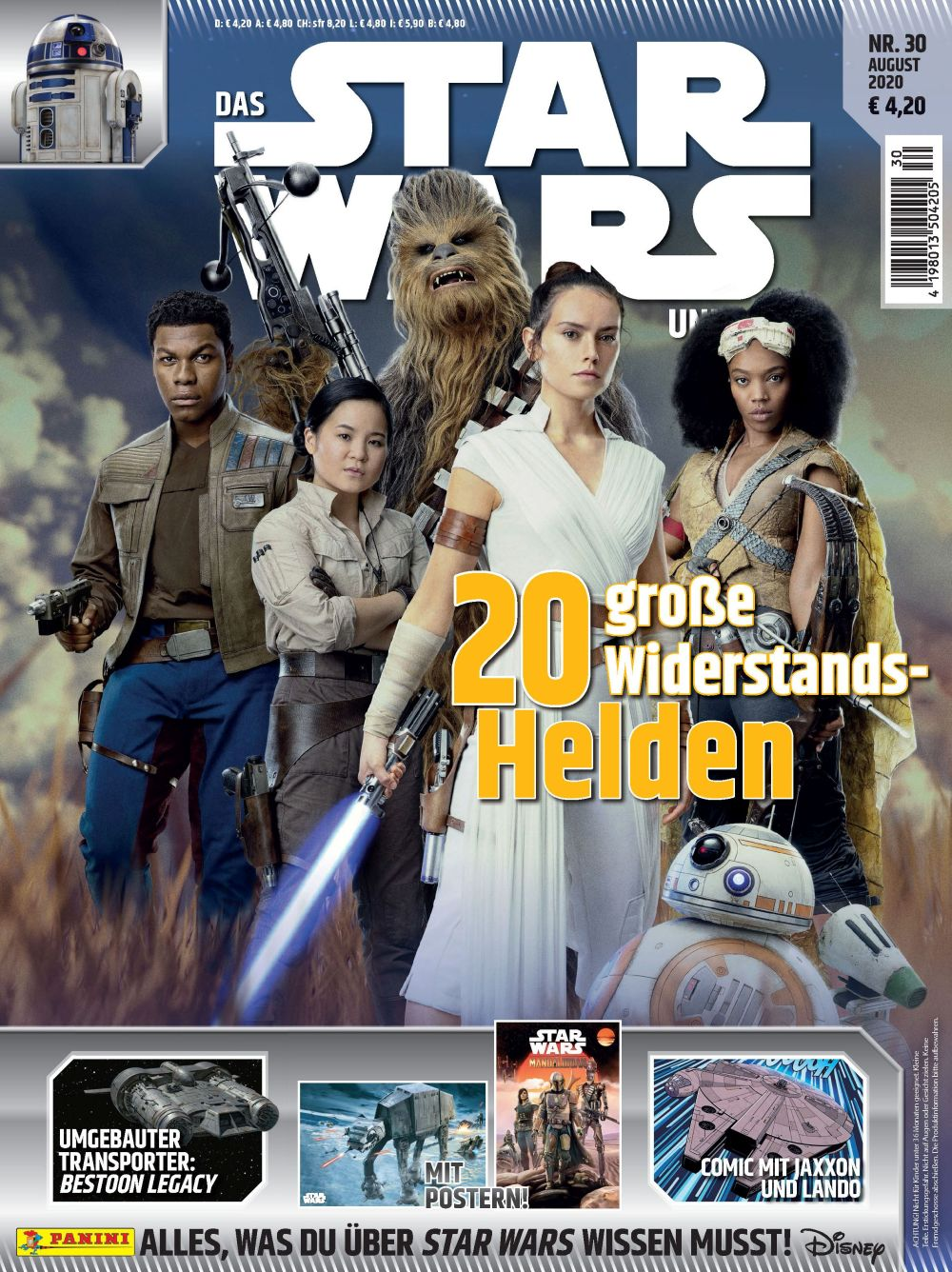 Star Wars Universum #30 (19.08.2020)