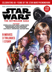The Skywalker Saga: The Official Collector's Edition (01.12.2020)