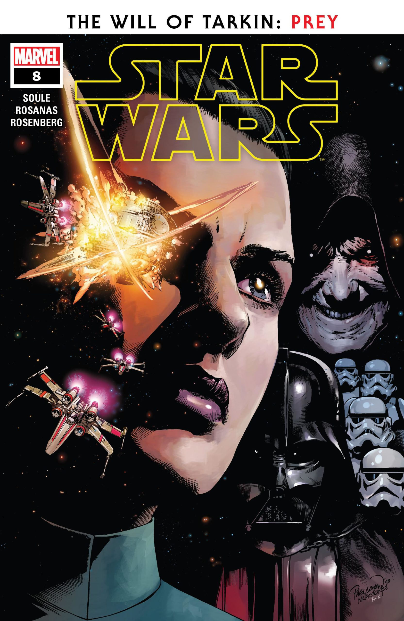 Star Wars #8 (04.11.2008)