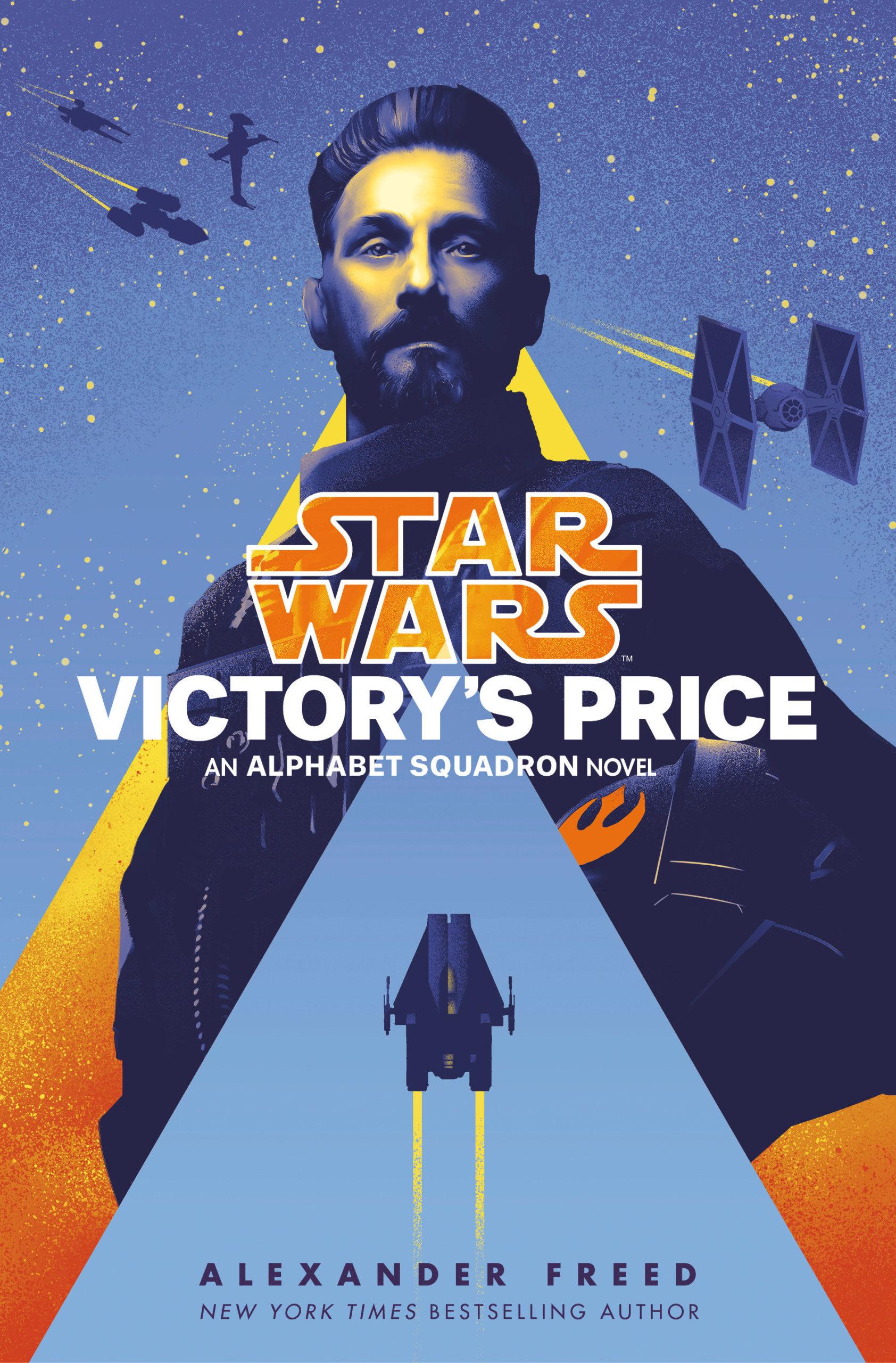 Victory's Price: An Alphabet Squadron Novel (02.03.2021)