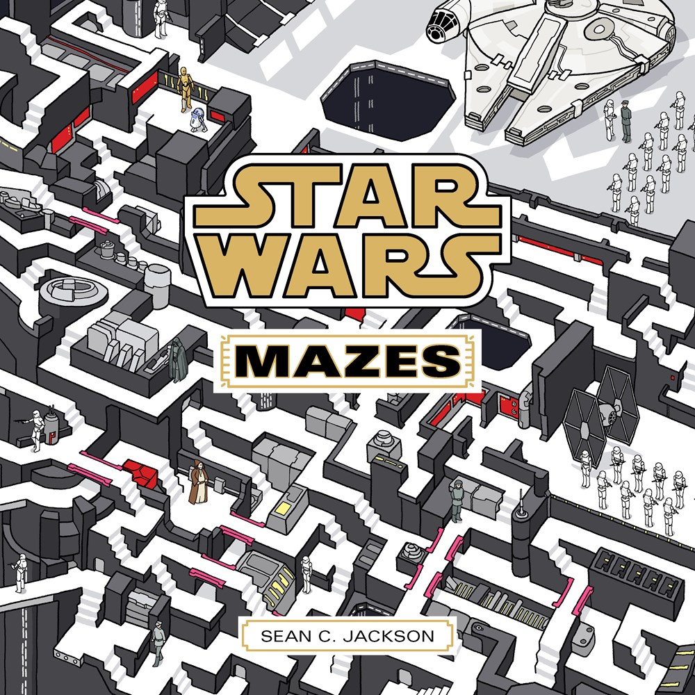 Star Wars Mazes (20.07.2021)