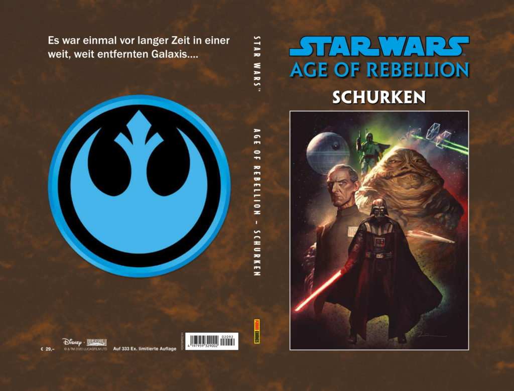 Age of Rebellion: Schurken (Limitiertes Hardcover) (17.11.2020)