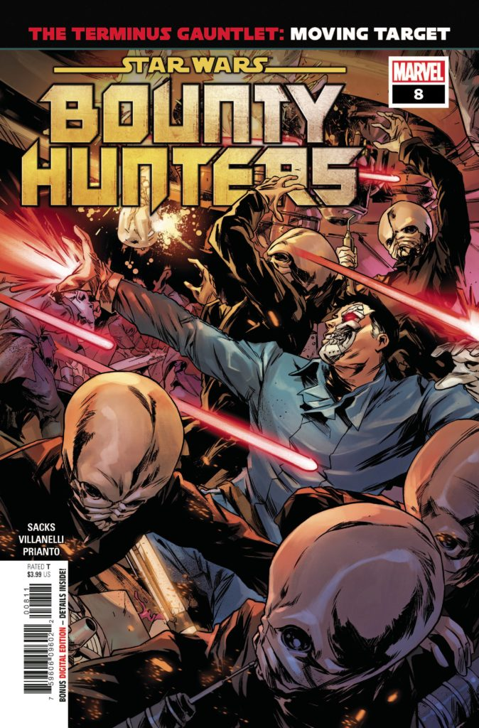 Bounty Hunters #8 (16.12.2020)