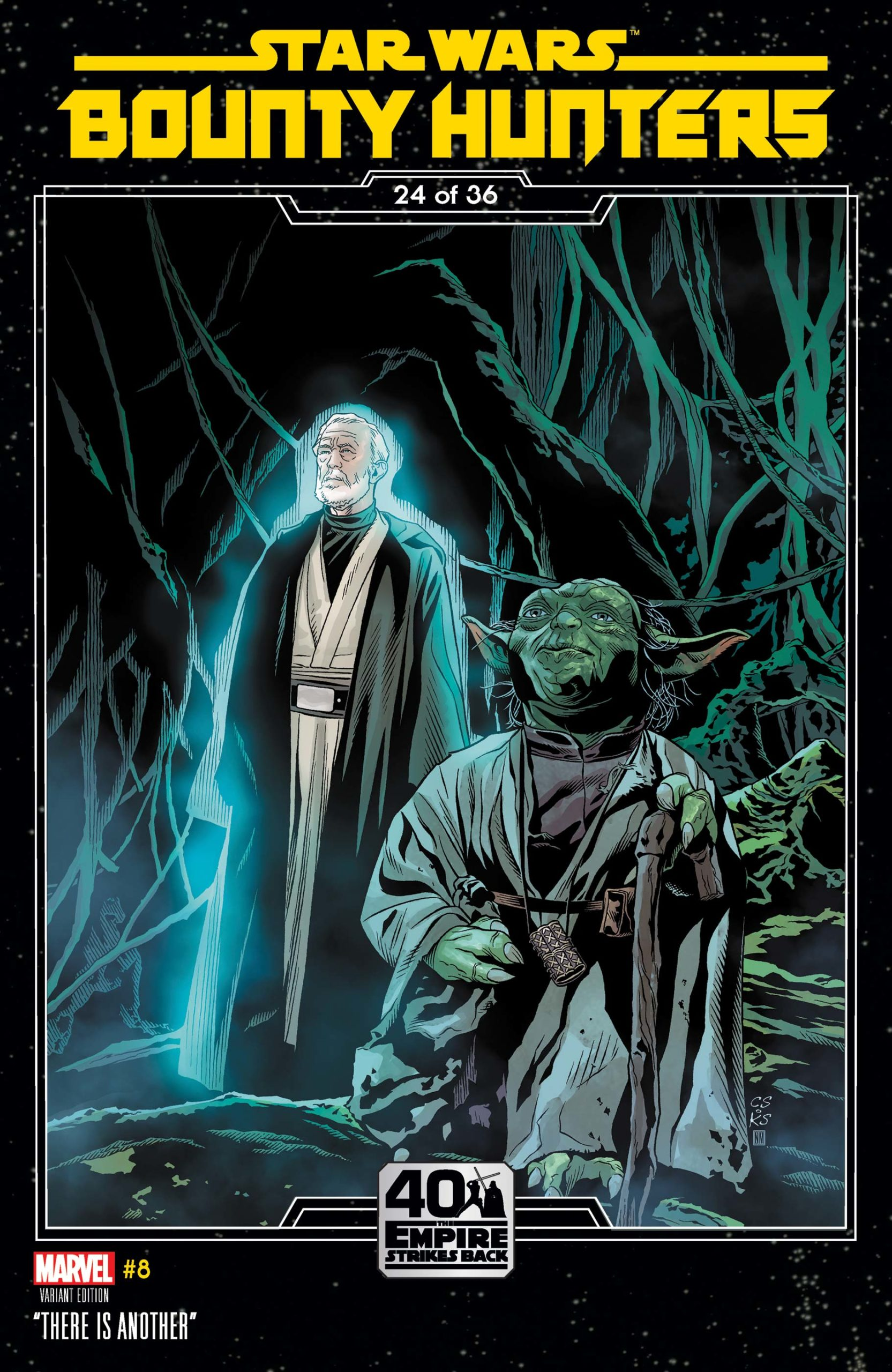 Bounty Hunters #8 (Chris Sprouse The Empire Strikes Back Variant Cover 24 of 36) (23.12.2020)