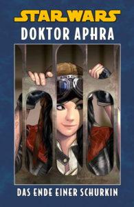 Doktor Aphra, Band 7: Das Ende einer Schurkin (Limitiertes Hardcover) (20.10.2020)