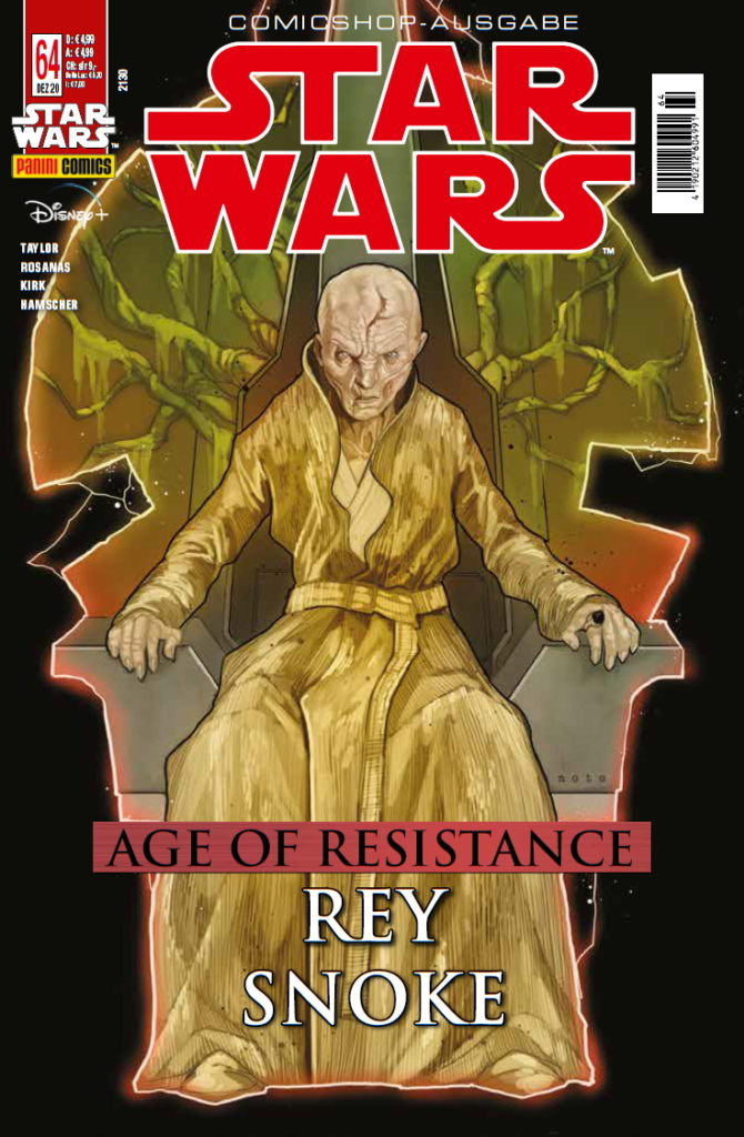 Star Wars #64 (Comicshop-Ausgabe) (18.11.2020)