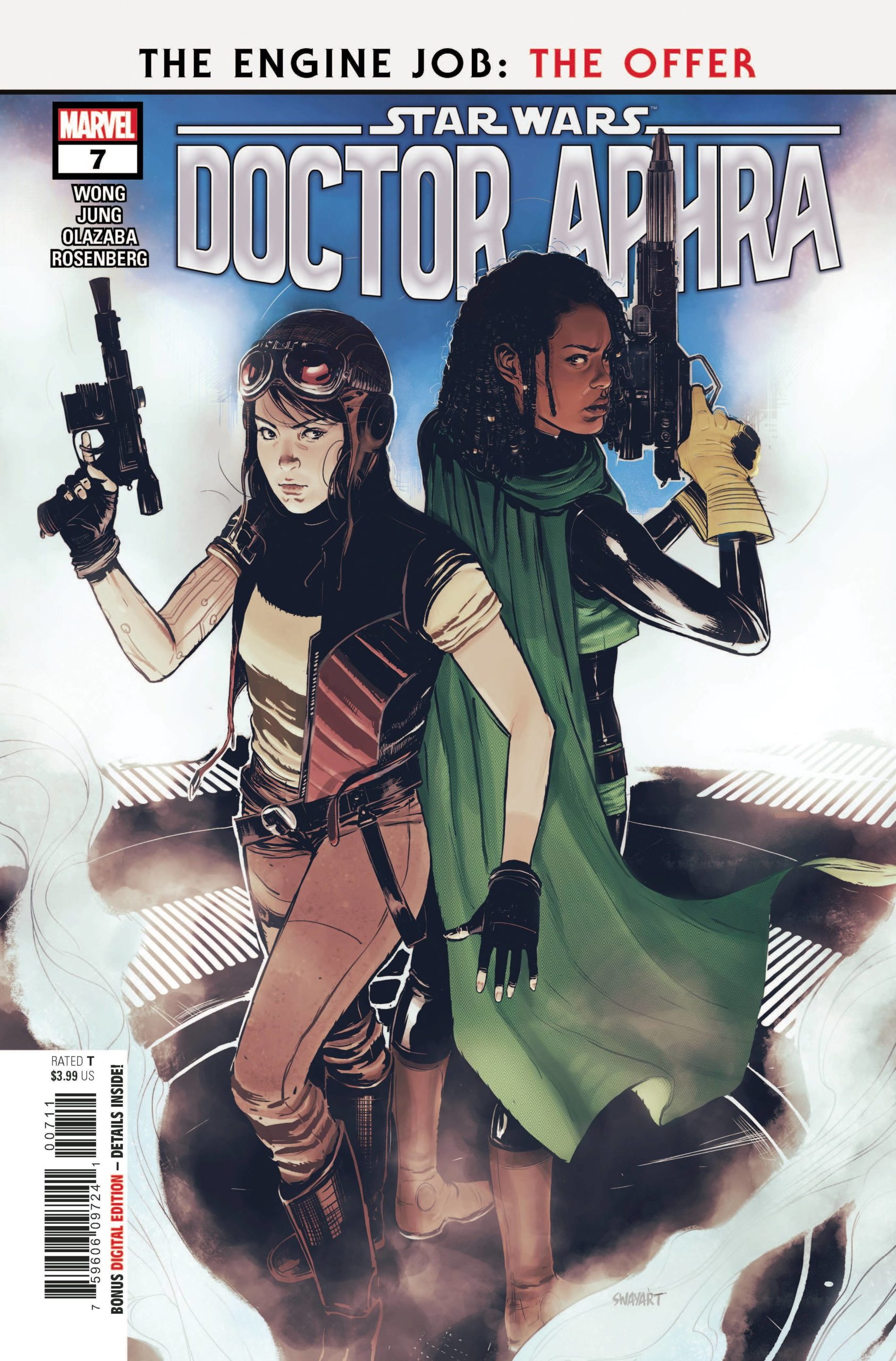 Doctor Aphra #7 (20.01.2021)