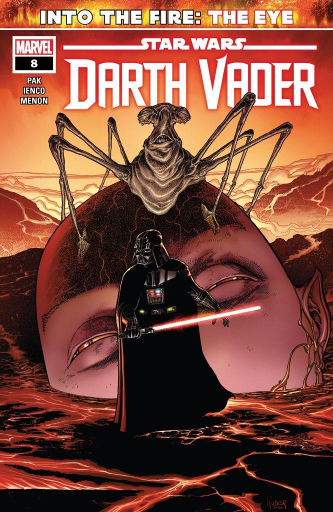 Darth Vader #8 (16.12.2020)
