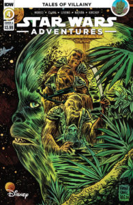 Star Wars Adventures #4 (Cover A by Francesco Francavilla) (17.03.2021)