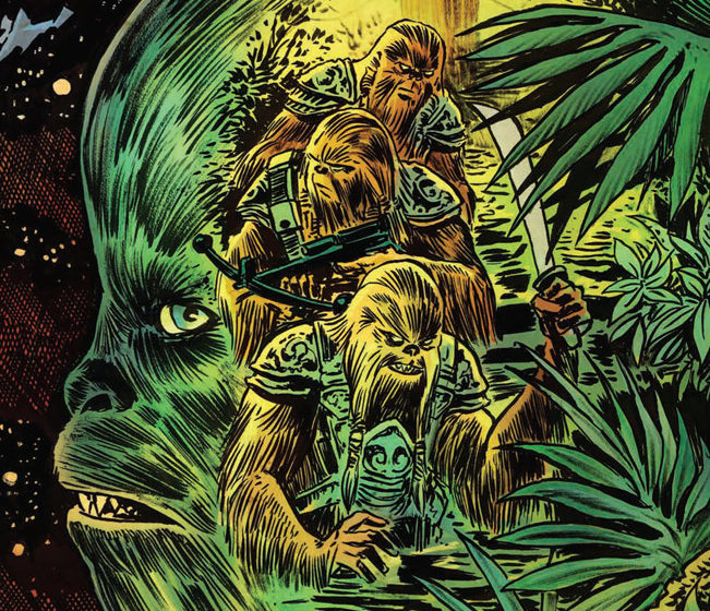 Star Wars Adventures #4 (Cover A by Francesco Francavilla) (02.12.2020)