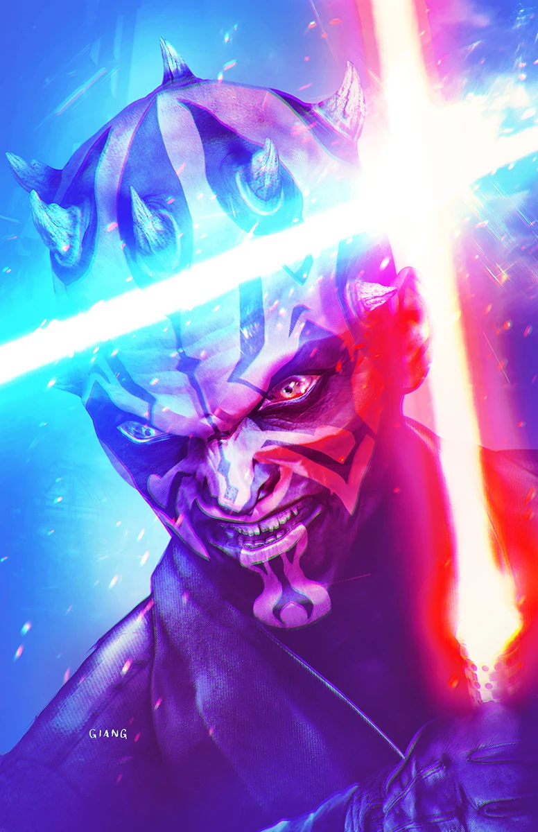 The Clone Wars - Battle Tales #5 (John Giang Surprise Comics Virgin Variant Cover) (30.09.2020)