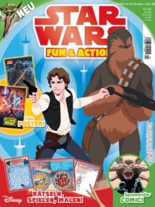 Star Wars Fun & Action #4 (23.09.2020)