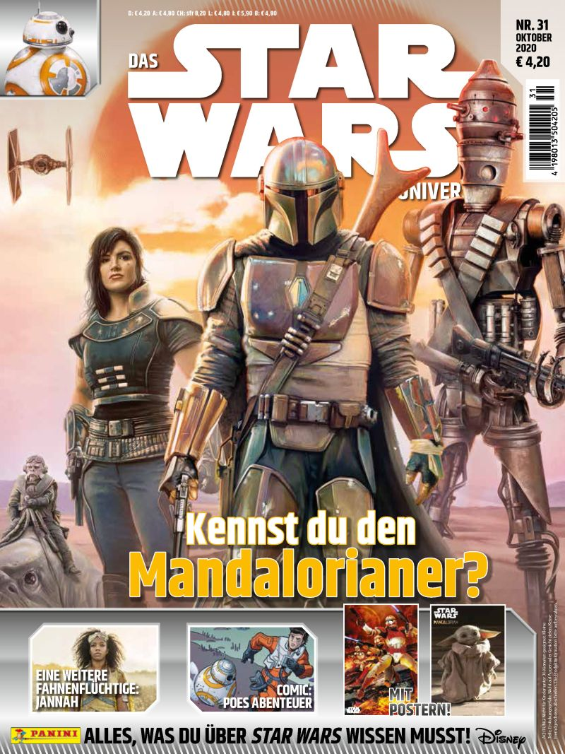 Star Wars Universum #31 (21.10.2020)