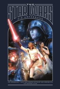 The Star Wars: Die Urfassung (Comicfachhandel-Variantcover) (August 2020)