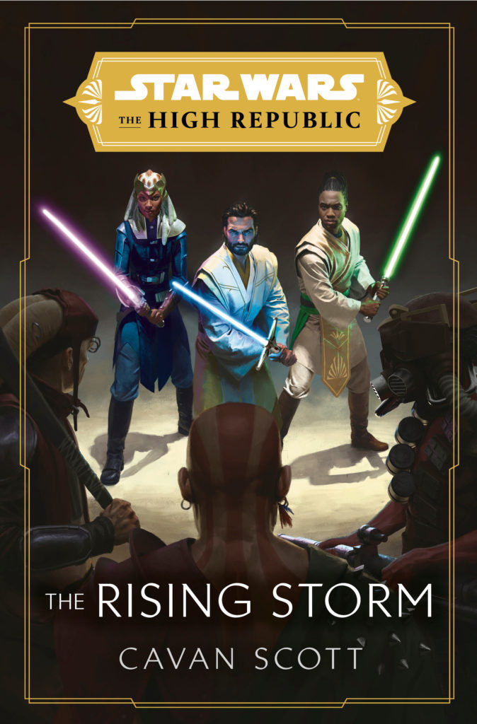 The High Republic: The Rising Storm (29.06.2021)